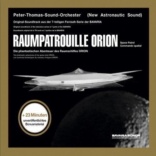 Raumpatrouille Orion (Ltd. Edition, handsigniert) (Handsignierte Bilder)