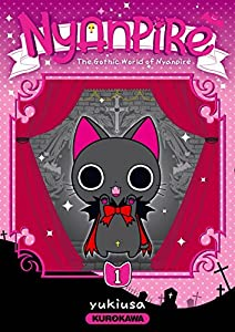 Nyanpire Edition simple Tome 1