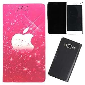 DooDa - For Blackberry Q5 PU Leather Designer Fashionable Fancy Flip Case Cover Pouch With Smooth Inner Velvet