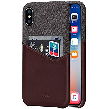 coque iphone x cuir cb