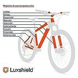 Luxshield Fahrrad Lackschutzfolie für Mountai...Vergleich