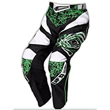 CROSS-PANTALONES UFO MX-BLANCO 22 VERDE TG. 52 (USA 34)