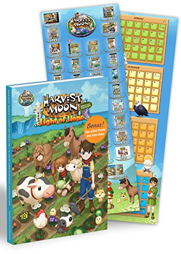 Harvest Moon: Light of Hope_A 20th Anniversary Celebration (Collectord Editon) (Harvest Moon A Magical Melody)