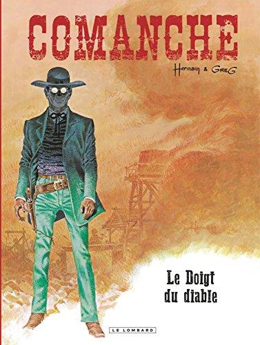 Comanche - Tome 7 - Doigt du diable (Le) par GREG