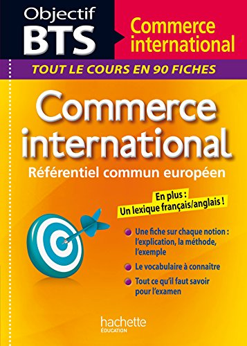 Objectif BTS Commerce international