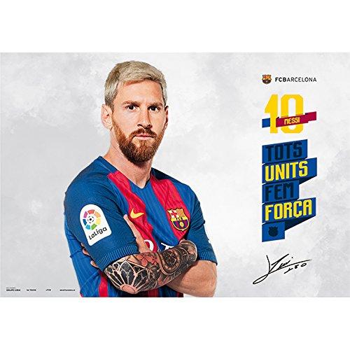 Grupo Erik Editores Vade Escolar Fc Barcelona 2016/2017 Messi