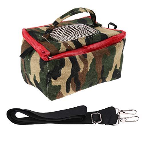 MagiDeal Sac Etanche Poche pour Camping Voyage Camouflage 8L