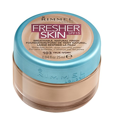 Rimmel London Fresher Skin Base Maquillaje Tono 103