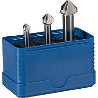 PFERD HSS-E 25202155 Lot de 3 forets à ébavurer Co5   90° Ø 6,3-16,5 mm DIN 335 C   Pour vis à 90°
