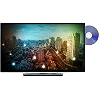 Toshiba 24D3763DA 61 cm (24 Zoll) Fernseher (HD ready, Triple Tuner, Smart TV, DVD Player)