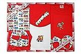 Kriday Mini Berry Gift Set-10 Pcs 100% Cotton Newborn