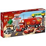 LEGO - 5816 - Jeux de construction - LEGO DUPLO cars - Le voyage avec Mack