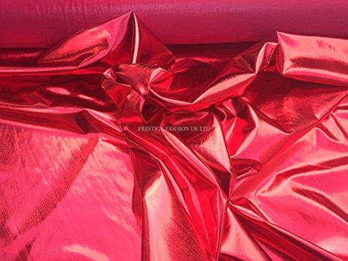 Prestige Metallic Folie Lycra OEM Stoff Spandex Lycra -