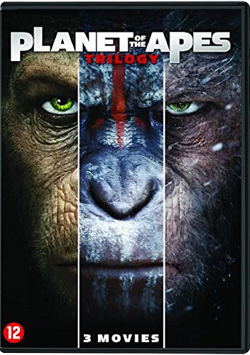 La Planete des Singes : War for Planet of the Apes - Coffret Trilogie