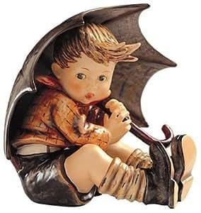 M.I Hummel (Umbrella Boy Figurine) by Goebel