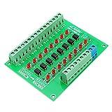 4 Canales opto-isolator Ic módulo Arduino alto y bajo nivel de junta de expansión