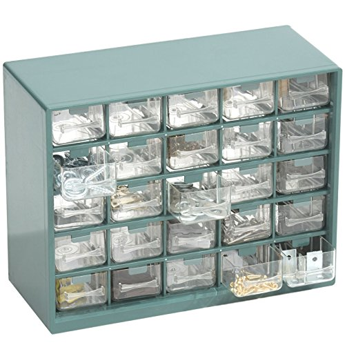GR8Garten 25Multi Schublade Teile Schrank Organizer Home Garage Tool Box