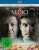 Die Medici - Lorenzo der Prächtige - Staffel 2 [Blu-ray] - Matteo Martari, Sarah Parish, Daniel Sharman, Sean Bean, Bradley James