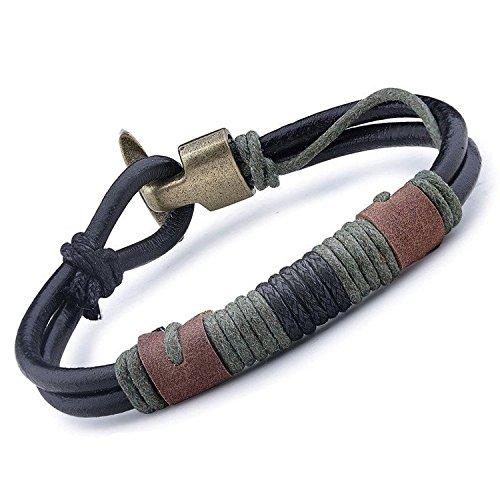 mendino-da-uomo-e-da-donna-in-cuoio-intrecciato-braccialetto-marrone-bracciale-bangle