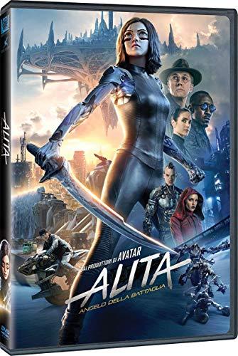 Alita - Angelo della battaglia ( DVD)