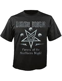 DIMMU BORGIR - Pentagram - Forces of the Northern Night - T-Shirt