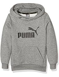 Puma Sudadera con Capucha Ess No.1 Hoody, Fl Gris 14 años (164 cm)