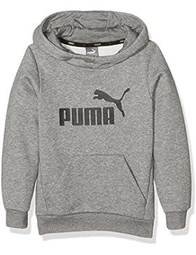 Puma Sudadera con Capucha Ess No.1 Hoody, Fl Gris 8 años (128 cm)