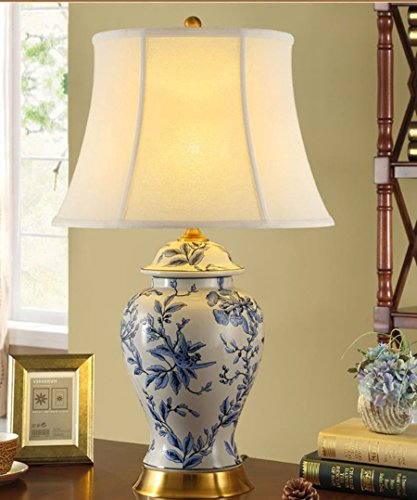 Yxx max *lampara Mesa Lámpara Mesa cerámica Dormitorio