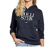 #5: Melcom Hollister Blue Sweatshirt for Women