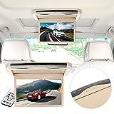 Sedeta 10 pulgadas HD Flip Down MP5 Player para coche Reproductores de audio y video USB SD FM Radio con pantalla TFT LCD HD