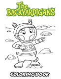 Backyardigans Coloring Book: Coloring Book for Kids and Adults, Activity Book with Fun, Easy, and Relaxing Coloring Pages (Perfect for Children Ages 3-5, 6-8, 8-12+)