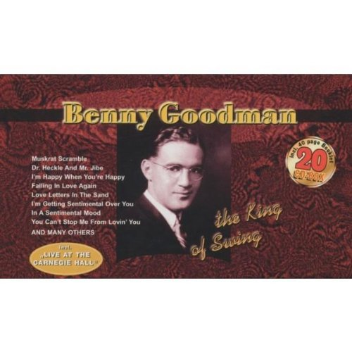Benny Goodman: The King of Swing (Audio CD)