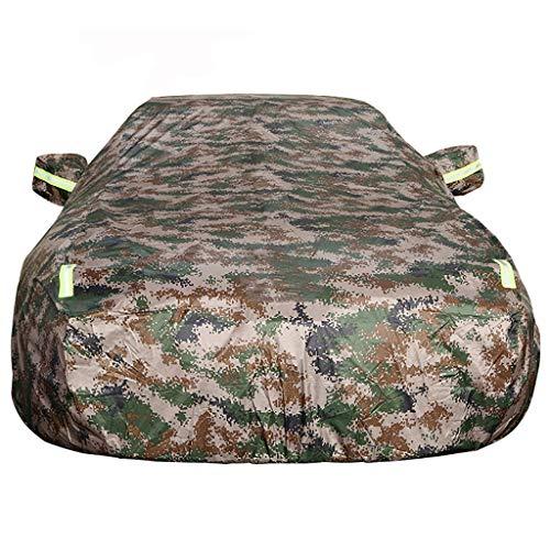Preisvergleich Produktbild OOFAYZYJ Autoabdeckung Geeignet für Benz MPV Wasserdicht / UV-Schutz / Staubdicht / Kratzfest / Winddicht volle Autoabdeckung Baumwollfutter, Printer