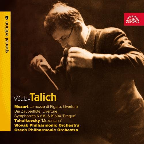 Vaclav Talich : Talich Special Édition - Volume 9