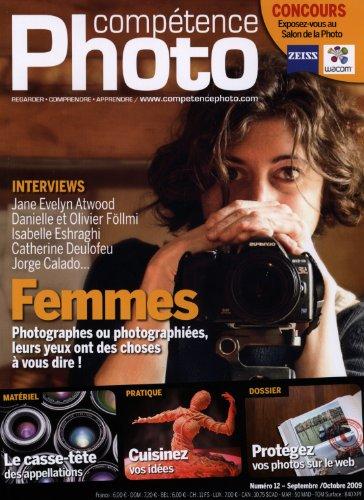 Compétence Photo, N° 12 : Femmes par Collectif