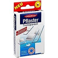 Pflaster Wunpflaster Transparent 20 Stück in 4 Größen von Wund Med preisvergleich bei billige-tabletten.eu