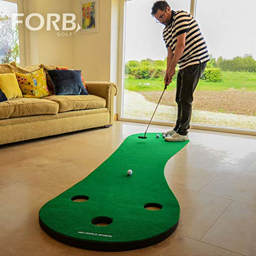 FORB Home Golf Putting Mat [10ft...