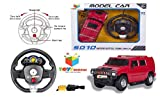 Toys Bhoomi Steering Wheel Controlled 1:...