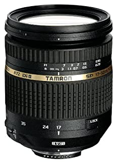 Tamron SP AF 17-50mm 2,8 Di II VC Objektiv (bildstabilisiert) für Canon (B002OED6ZQ)   Amazon Products