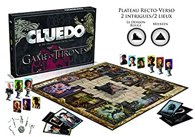 Cluedo : Game of thrones