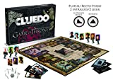 Winning Moves 0949–Cluedo Game of Thrones–Versione francese