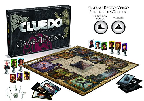 Le cluedo Game of Thrones