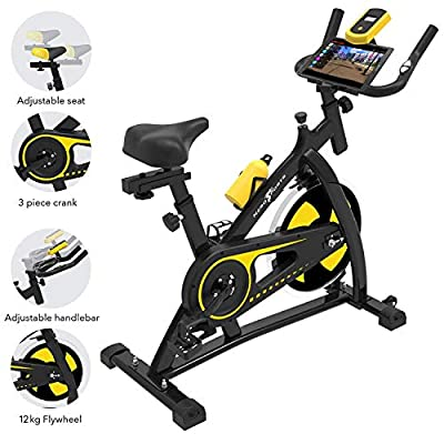 Nero Sports Spinning Aerobic Exercise Bike Indoor Training Fitness Cardio Spin Bike from Nero Sport