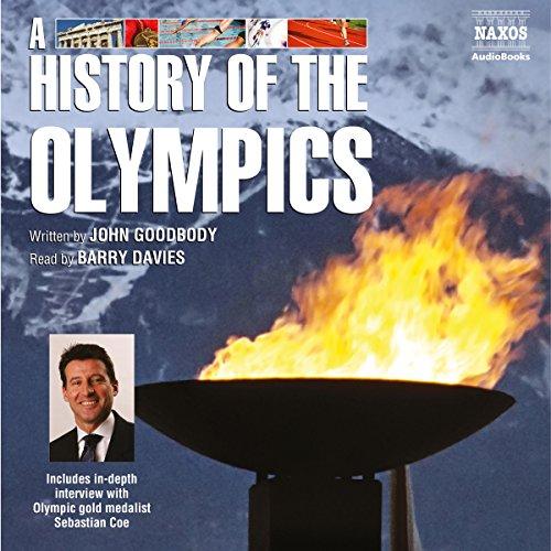 A History of the Olympics  Audiolibri