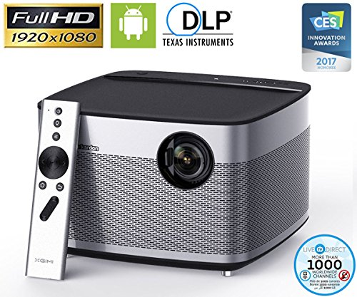 Proiettore Home Cinema, XGIMI H1 Native 1080P HD...
