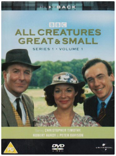 all-creatures-great-and-small-series-1-volume-1-import-anglais