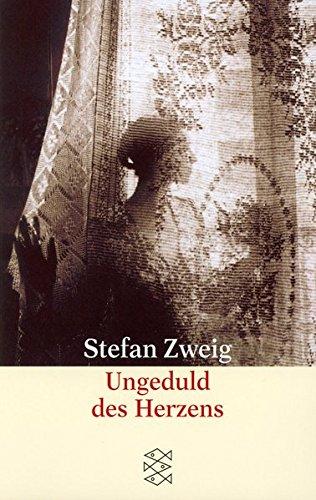Buchcover Ungeduld des Herzens.