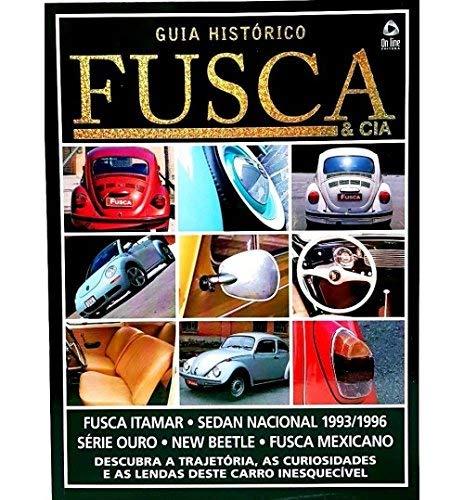 Revista Guia Histórico Fusca & Cia Volume 4