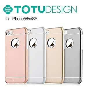 TOTU Design Jaeger Series Case for Apple Iphone 5/5S/SE - Gold