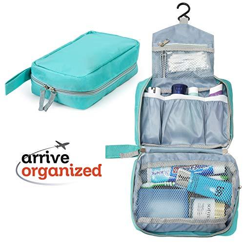 8b14fd201 Wonder Worker CHICK Bolsa Colgante para Artículos de Tocador Organizadora  Personal de Viaje Portable Impermeable